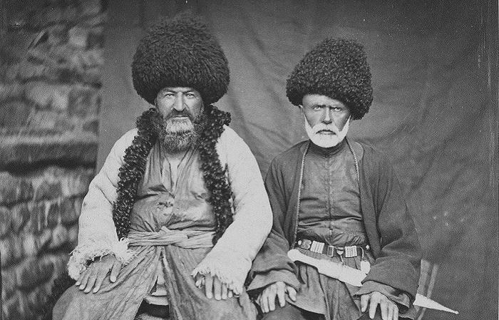 Удины – одна из древних народностей Традиции