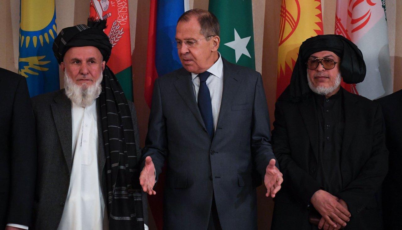 """""""Талибан"""" заверил Москву, что не нарушит границ стран Центральной Азии Афганистан"""