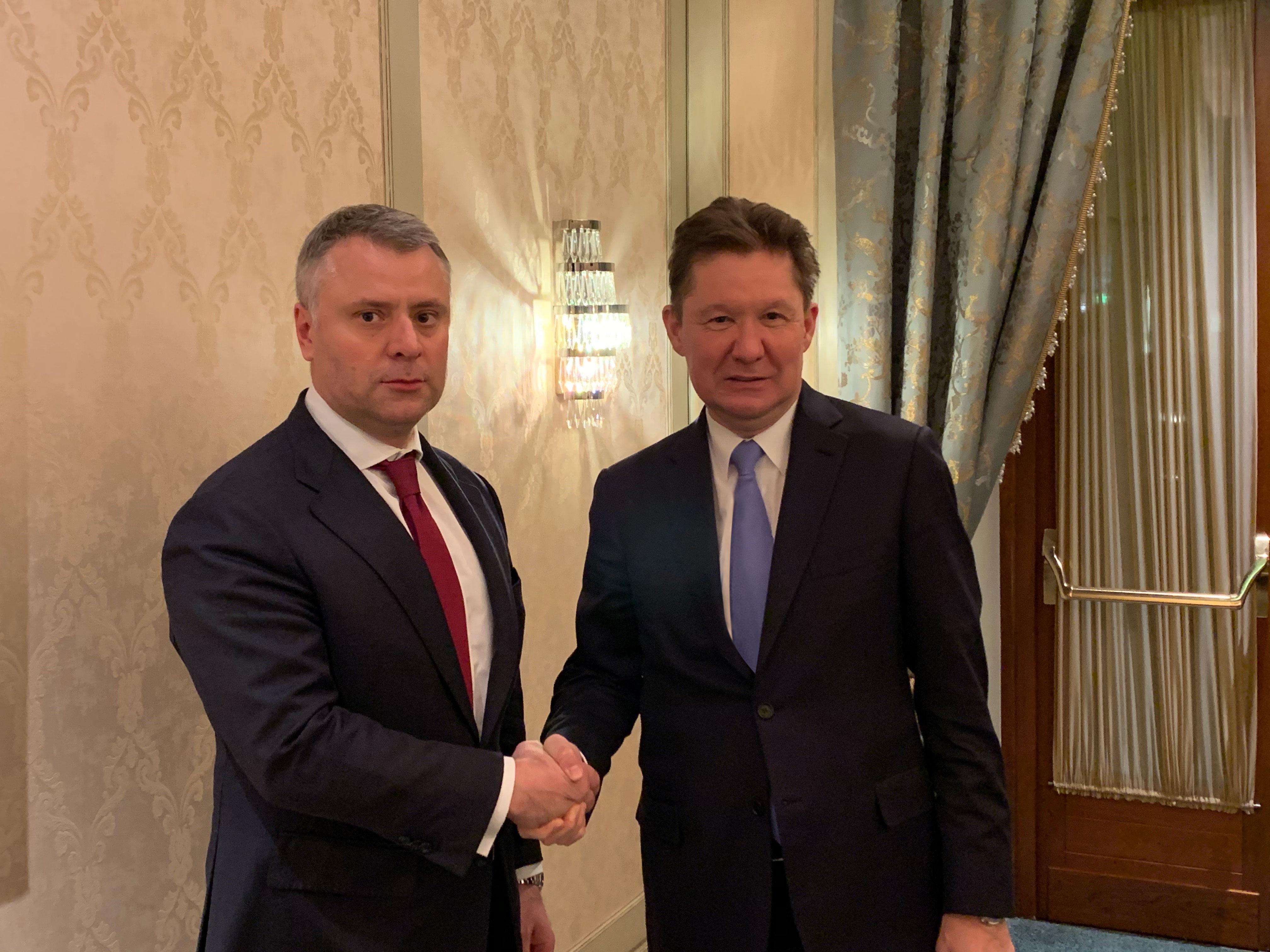 Глава Nord Stream 2 счел, что санкции США нарушили интересы Украины Украина