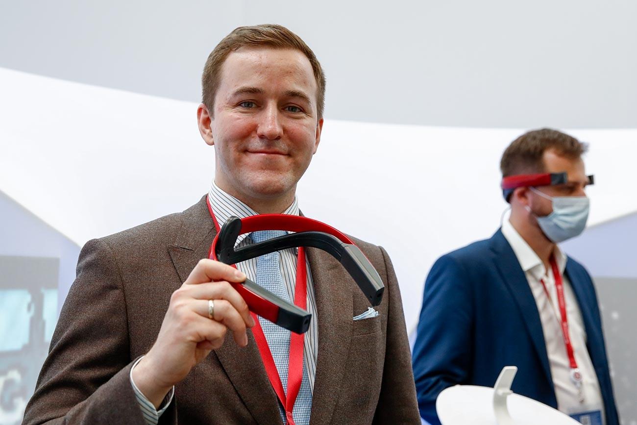 Новый российский имплант вернет незрячим способность видеть Технологии
