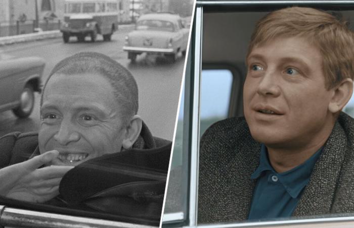 Прообраз Деточкина из фильма «Берегись автомобиля»