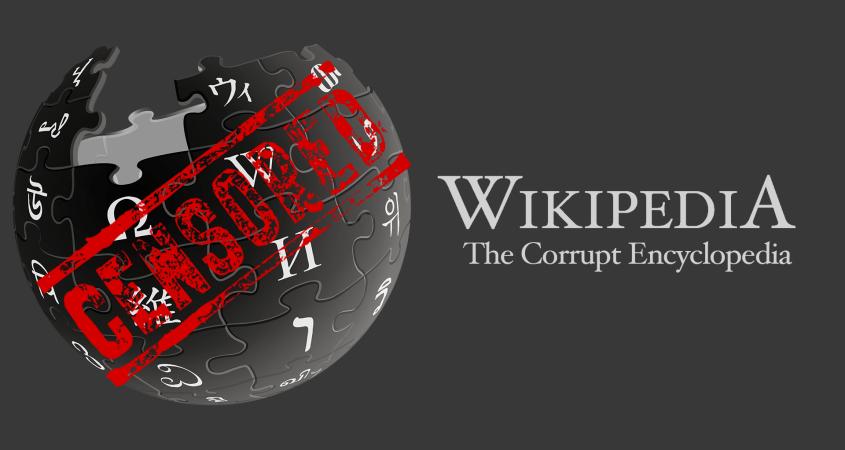 """""""Википедия"""" - более не является непредвзятым источником информации Интернет"""