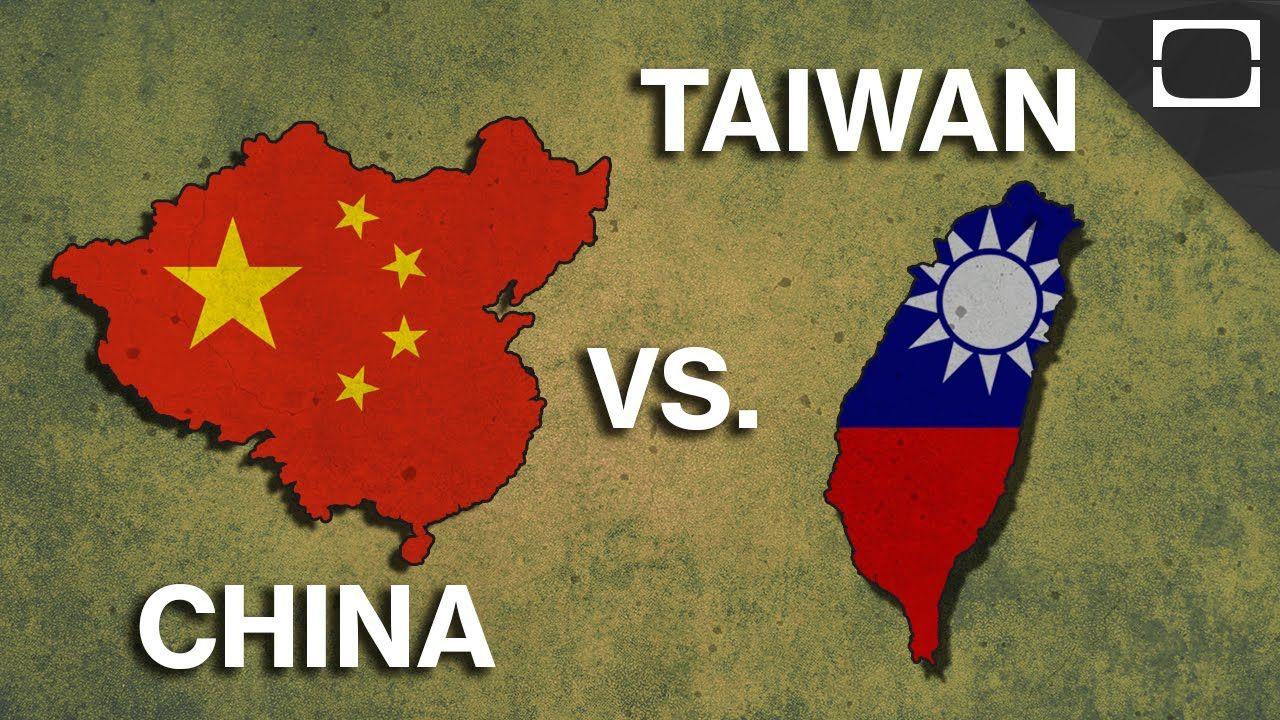 Китай приготовился к возврату Тайваня Китай