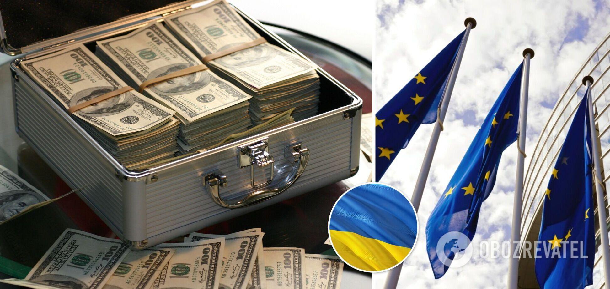 Европейский аудитор шокирован масштабами коррупции на Украине