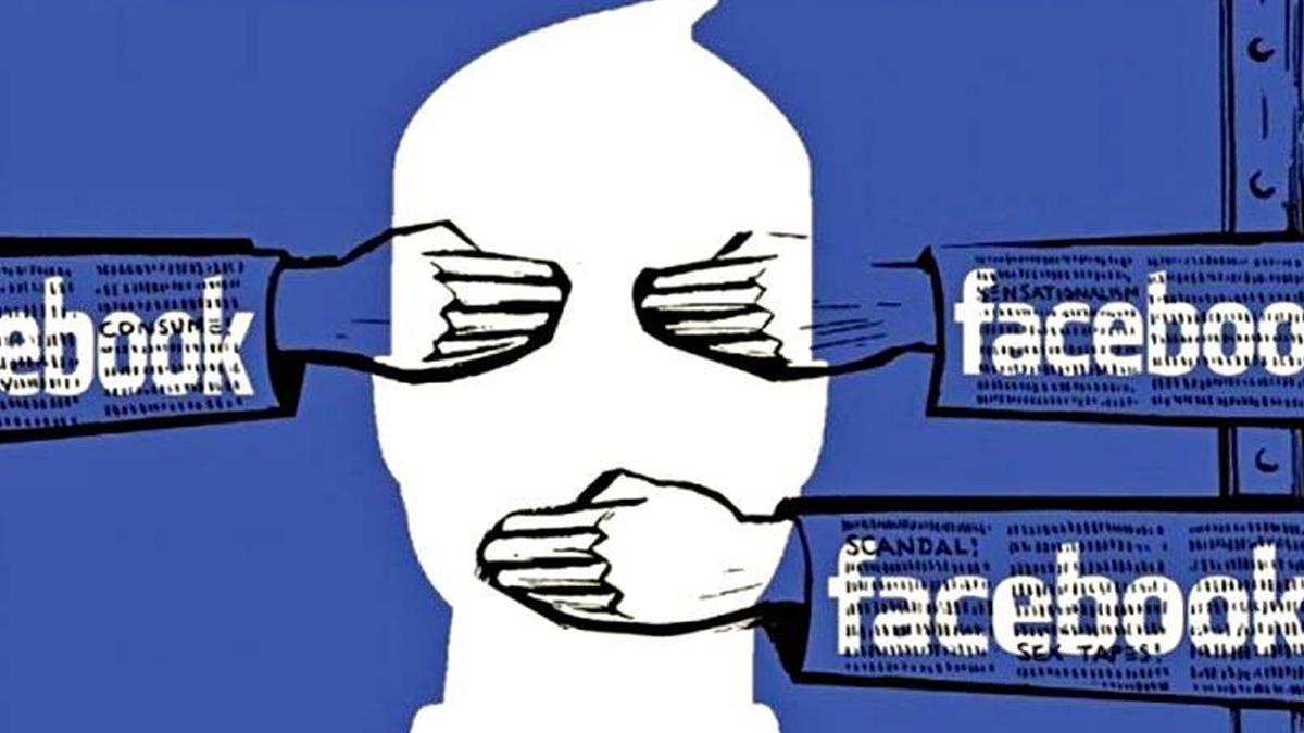 Как Facebook защищает свой контроль над вами Интернет