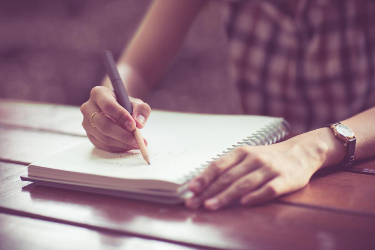 как начать писать книгу