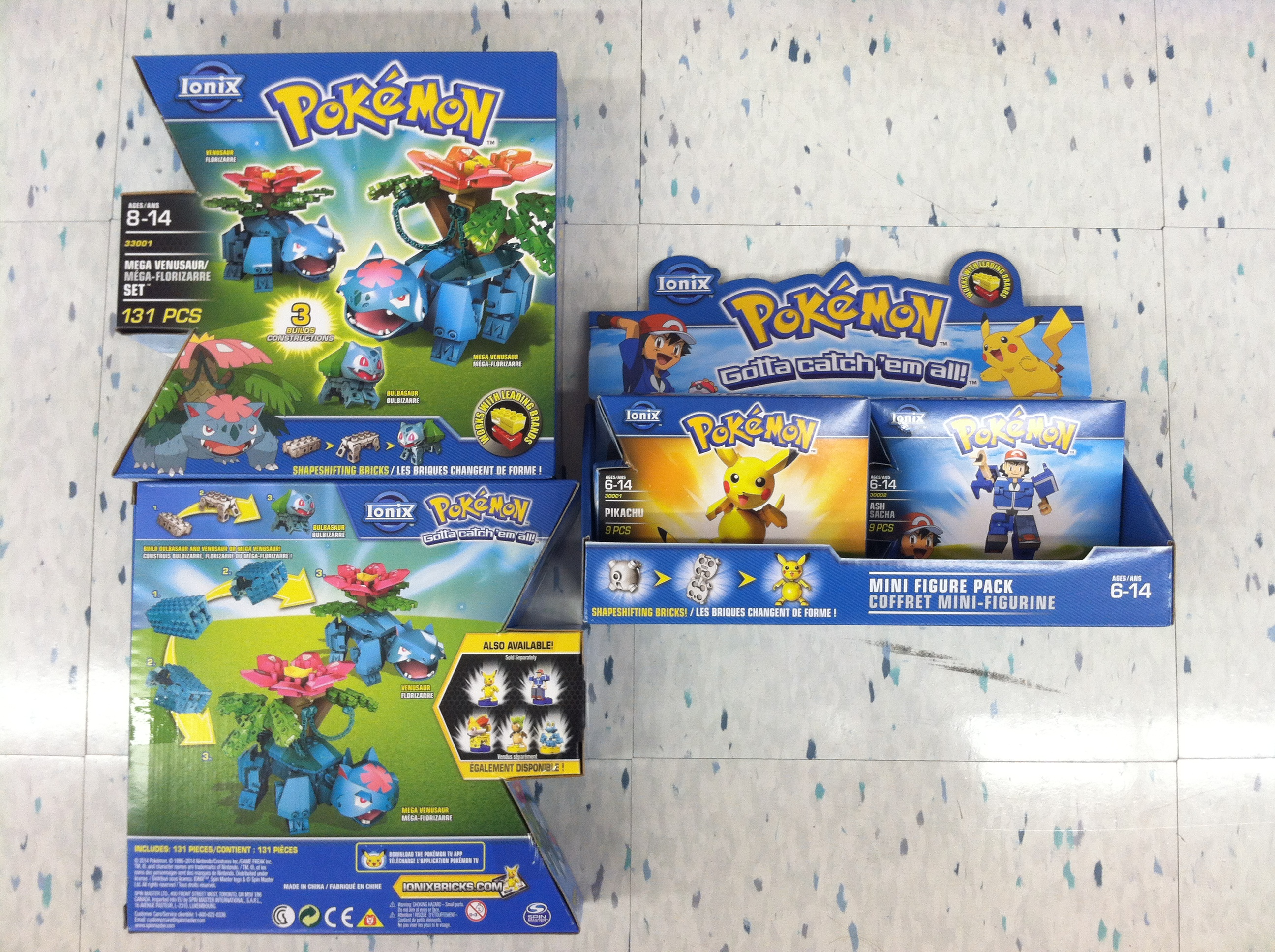 Gets Usa Toys R Us Pickups And Pokemon Ionix Review Pkmncollectors Livejournal