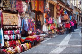 Tiendas arabes