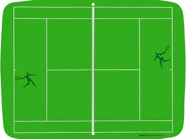 """Tennis"" (""Теннис"")"