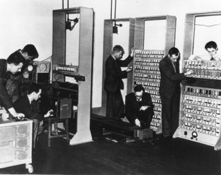 сборка компьютера EDSAC
