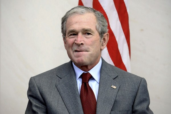 describing the war in iraq as george w bushs betrayal of the united states
