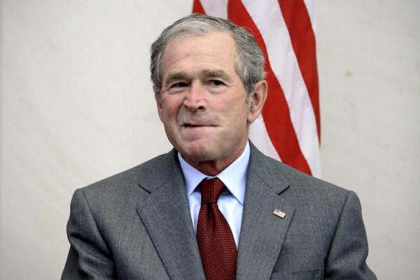george w bush great president essay