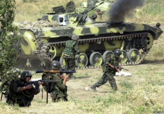Россия и Белоруссия отработают отражение нападения с Запада