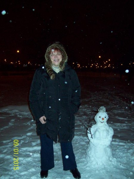 Я и снежная баба 2
