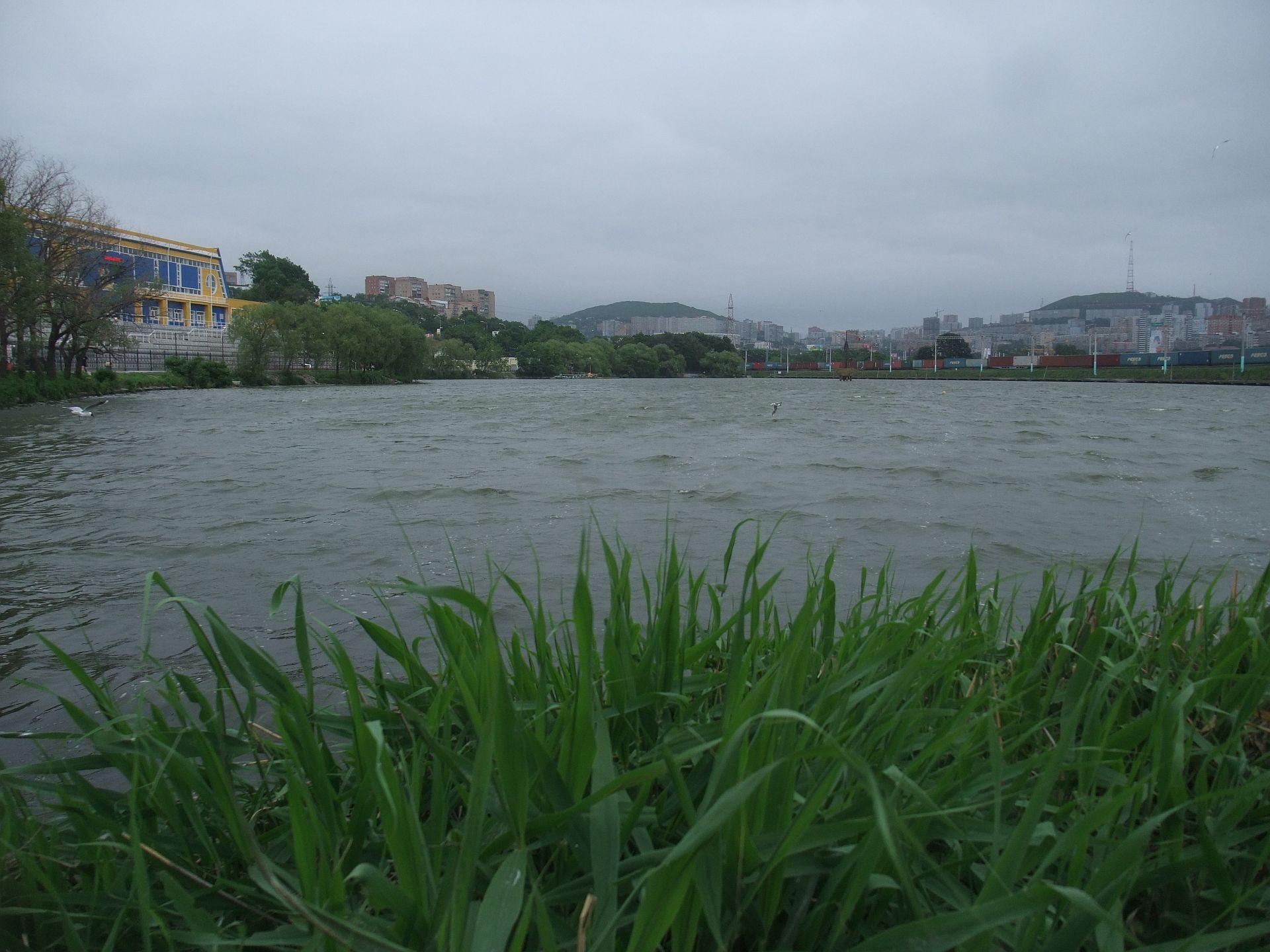 Озеро Чан