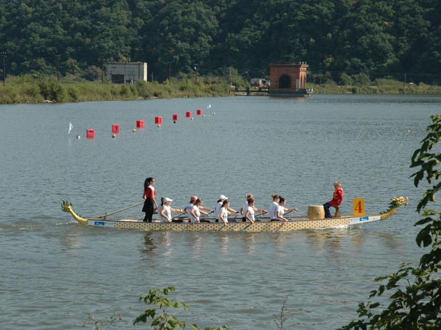 5 Прокатили лодку, можно уже медаль давать!
