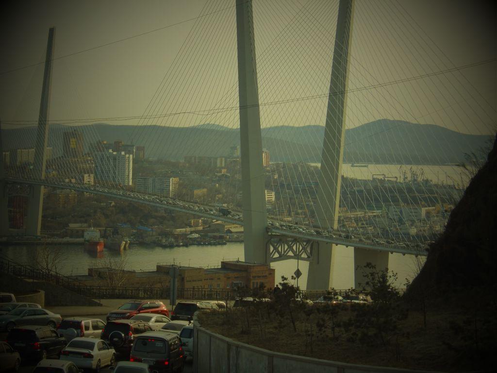 мост с пробкой и неизвестными настройками