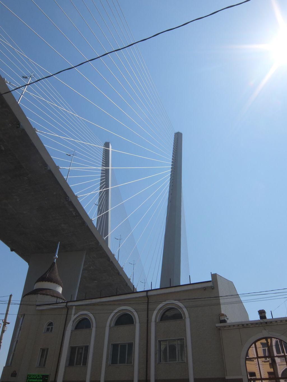 чуркинский мост