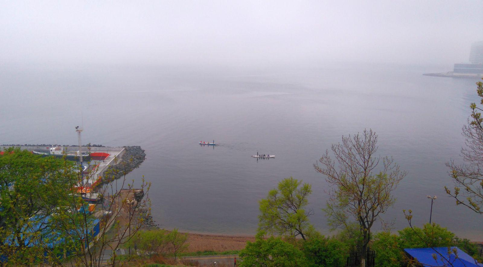 утро при юго-восточном ветре