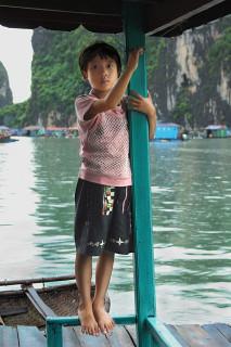 Будущий рыбак