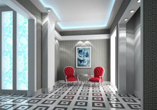 Проект интерьера