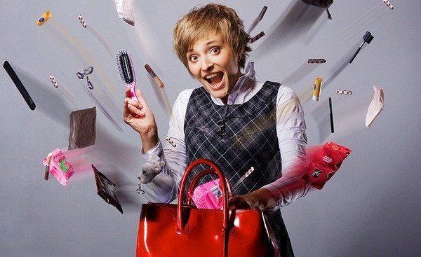 День великих сумочных раскопок.: matchgirl_ru — LiveJournal