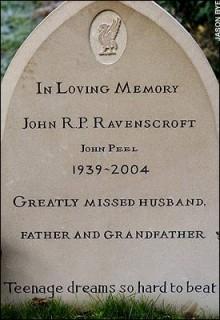 John Peel Gravestone