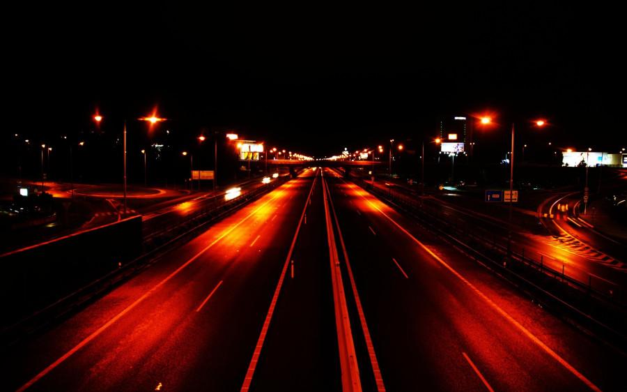 Cities_Highway_in_night_027572_
