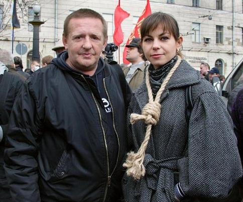 Сергей Корнеев и Ольга Касьяненко