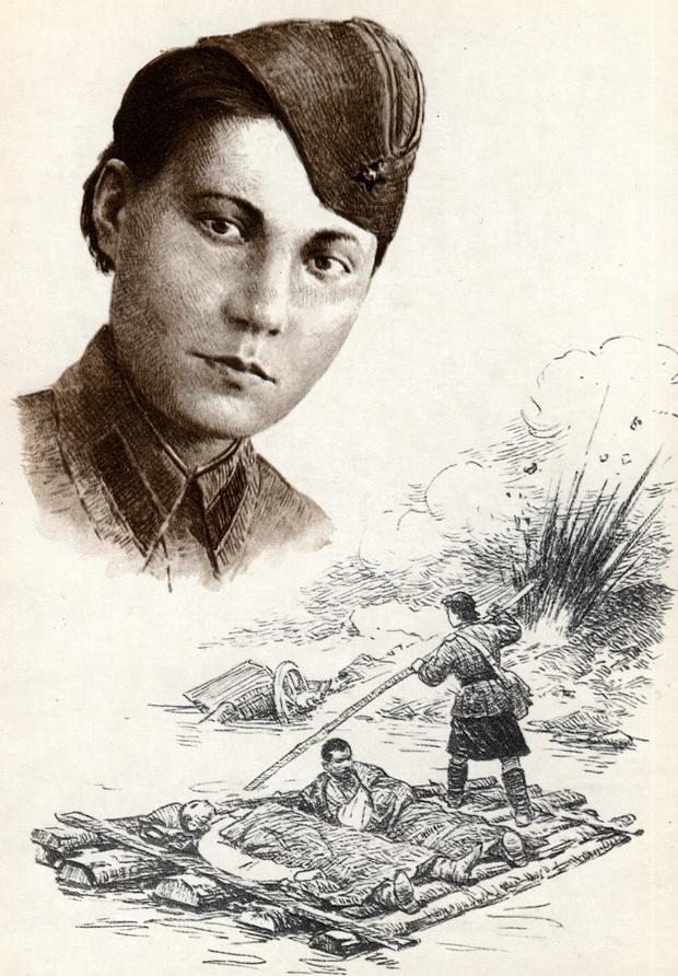 Зинаида Самсонова