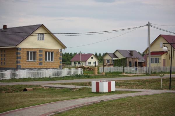 Шаранга домики