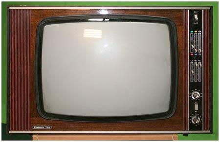 Производство телевизора начато