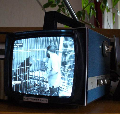 """телевизор """"Электроника"""