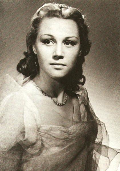 александра назарова фото в молодости