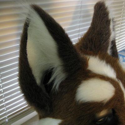 how to make a fursuit head bigger