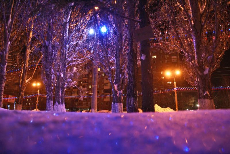 3. пр. Ленина и сквер им. Фадеева