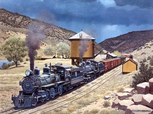 Chili Line To Santa Fe