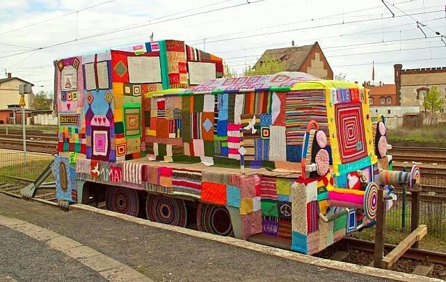 Веселый локомотив