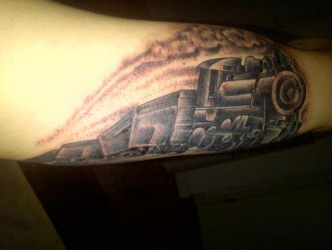 train-tattoo