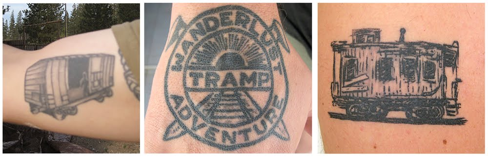RailRoad Tattoos