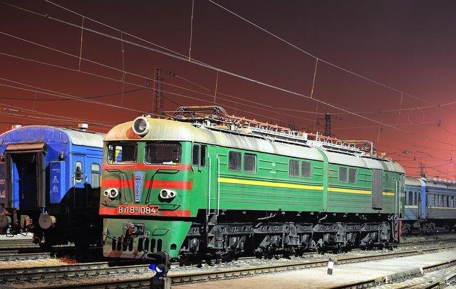 Электровоз ВЛ8М-1085