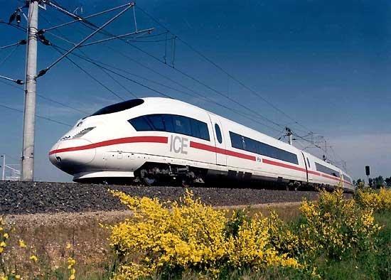 Третий Цифровой - Между Киевом и Москвой запустят скоростной поезд.