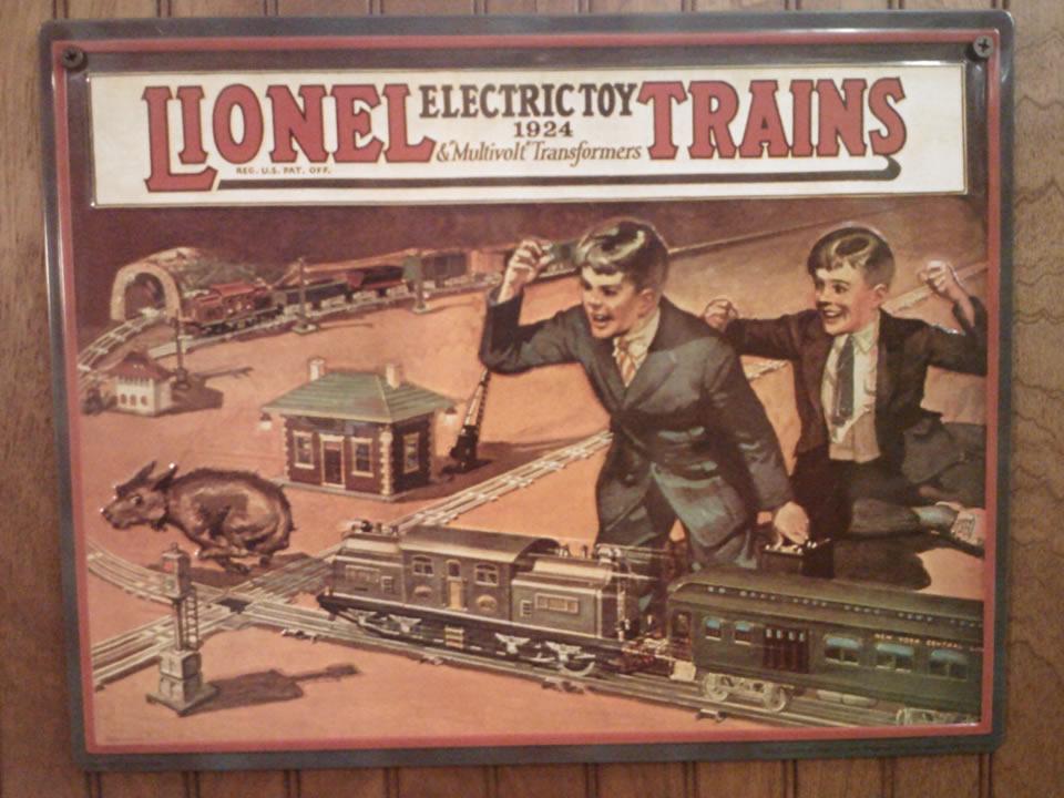 lionel-trains