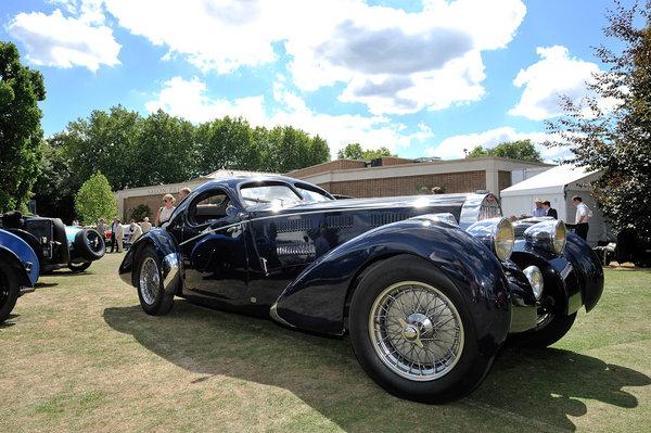 Bugatti — Type 57C