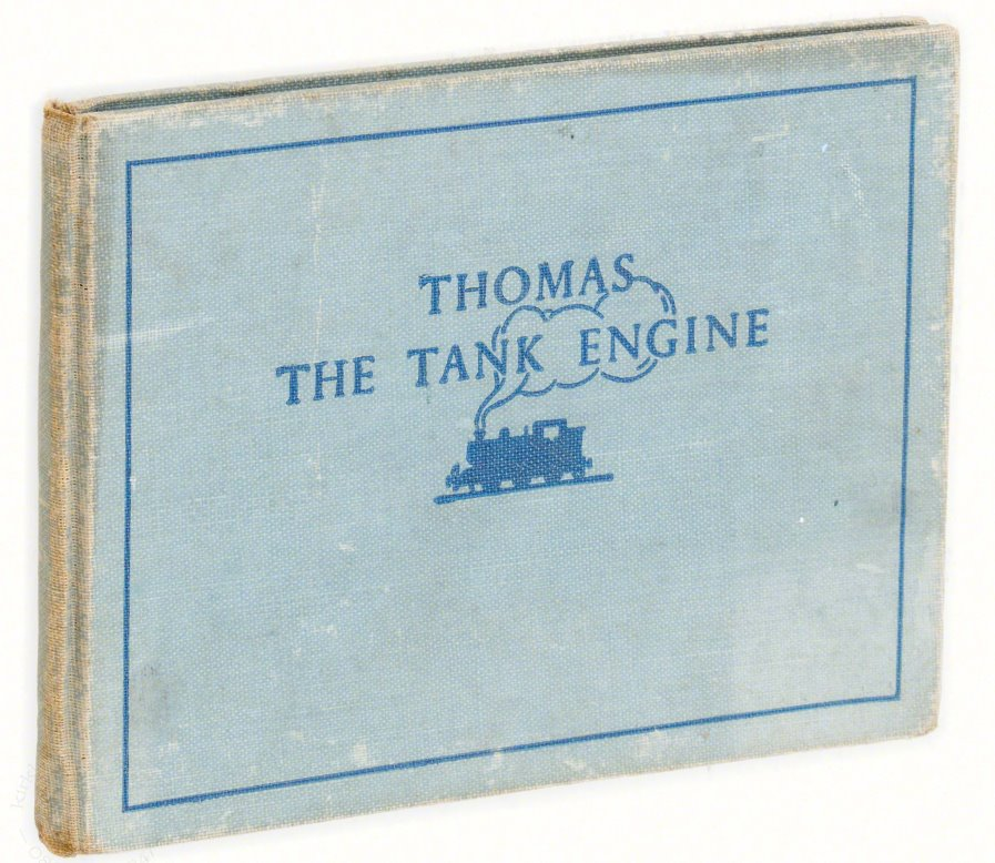 thomas-the-tank-engine-by-rev-w-awdry-and-reginald-payne-first-edition-front-cover-b0006521a-1