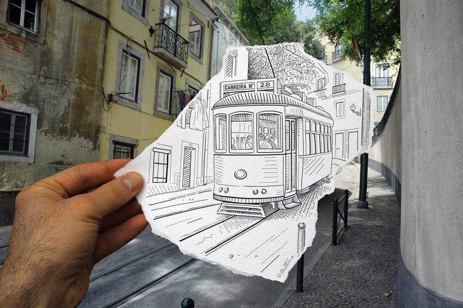 Утреннмй трамвай
