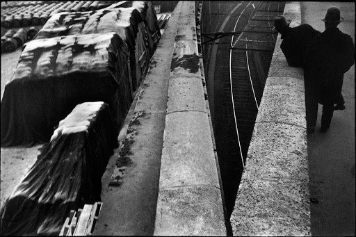 Henri Cartier Bresson Paris 1946