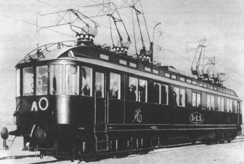 Siemens; мировой рекорд на железной дороге в 1903 году 213 кмч.