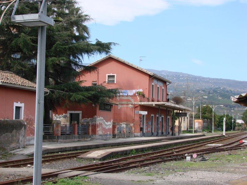 Ferrovia_Circumetnea.Stazione_Giarre_Riposto