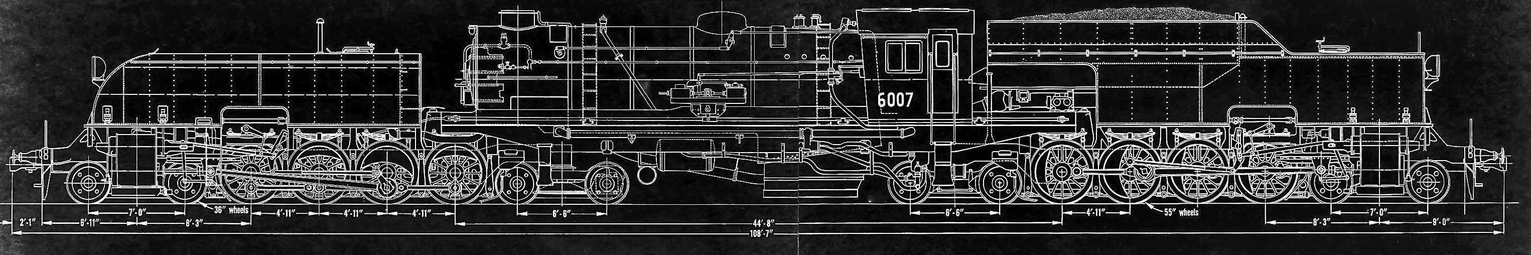 NSWGR_AD60_Class_General_Arrangement